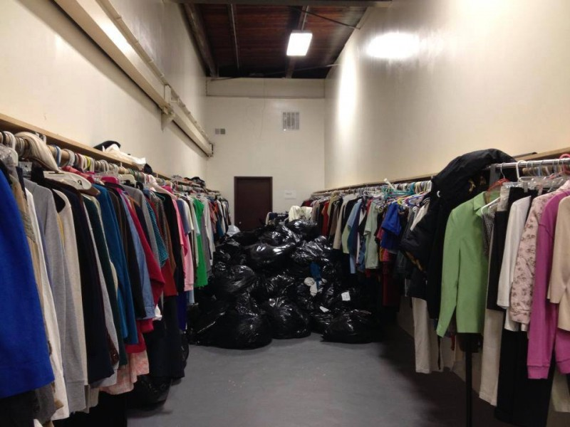 Ella' clothing closet getting restocked with GFTH donations